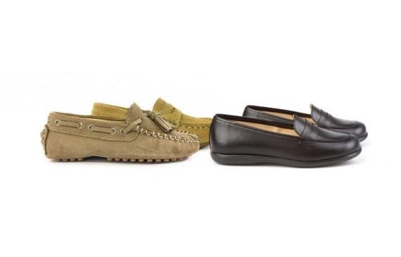 Zapatos mocasines para niñas | Tienda online Colores