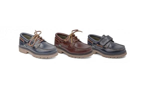 Zapatos náuticos para niños