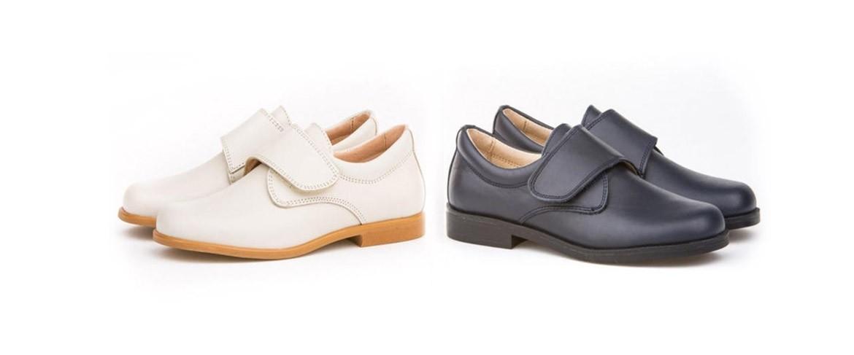 Zapatos de comunión y ceremonia para niños