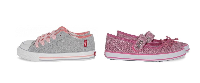 Zapatos de lona para niñas