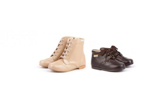 Botas y botines para niña. Zapatería online Colores