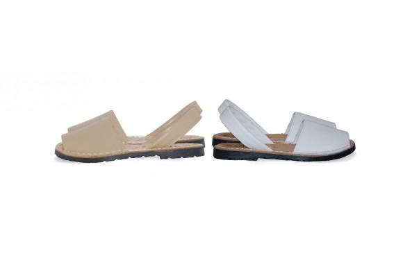 Zapatos Sandalias tipo menorquinas para niños