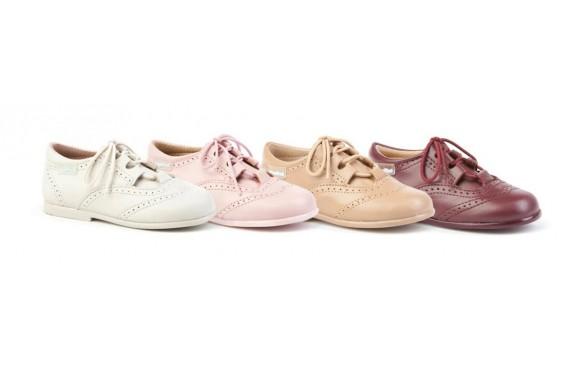 Comprar zapatos tipo inglesitos para niña