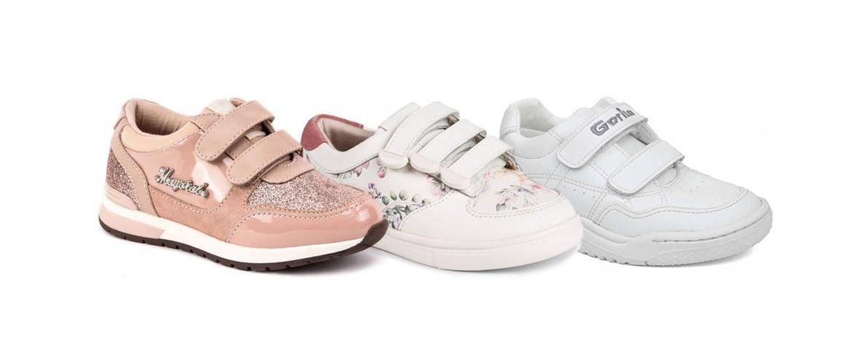 Comprar zapatillas deportivas para niña