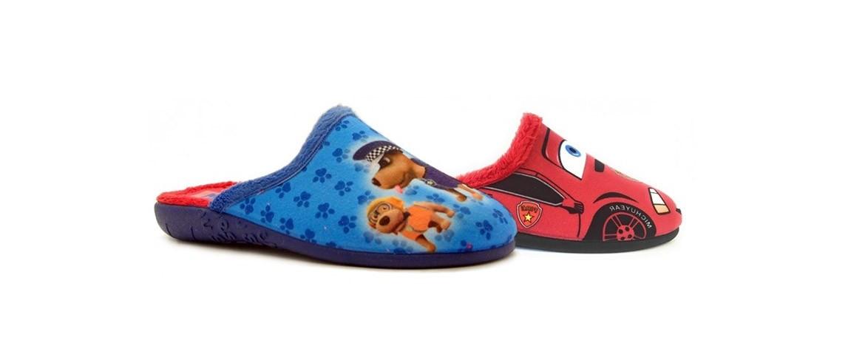 Zapatillas de Casa para niños